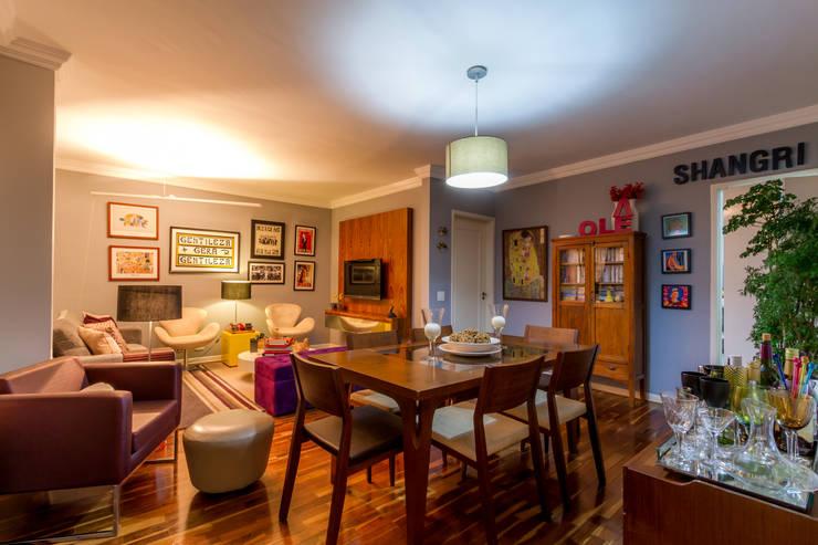 Oscar Freire: Salas de jantar modernas por contato83