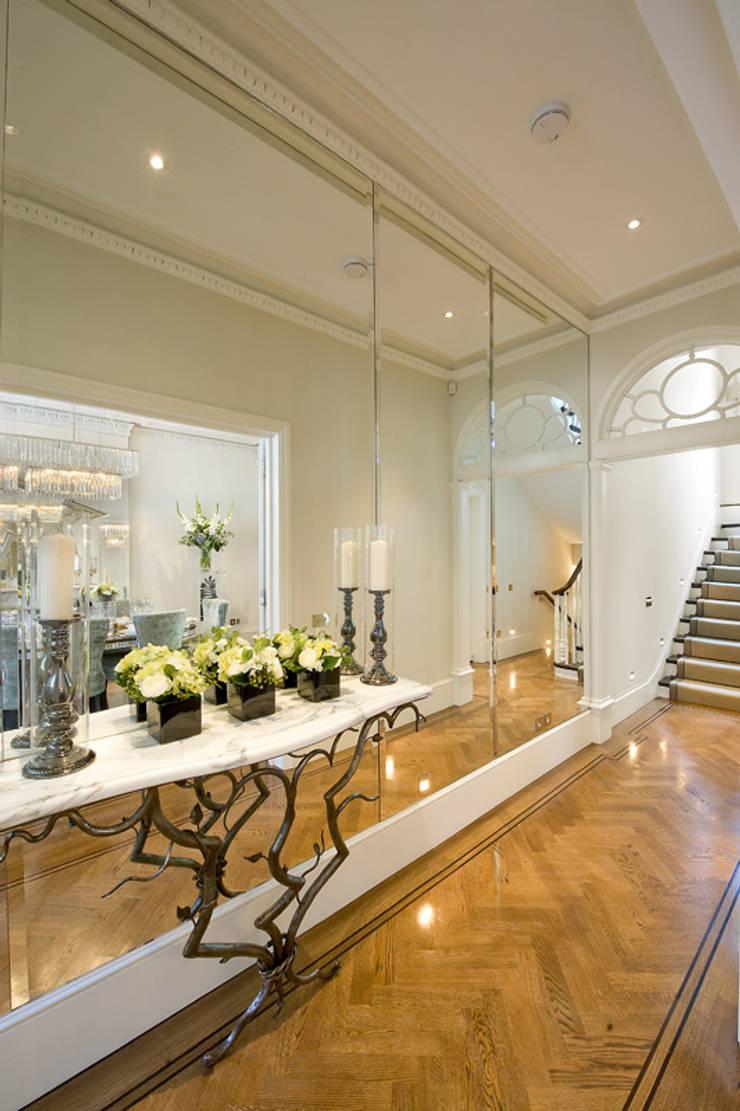 Corridor, hallway by Nash Baker Architects Ltd, Classic
