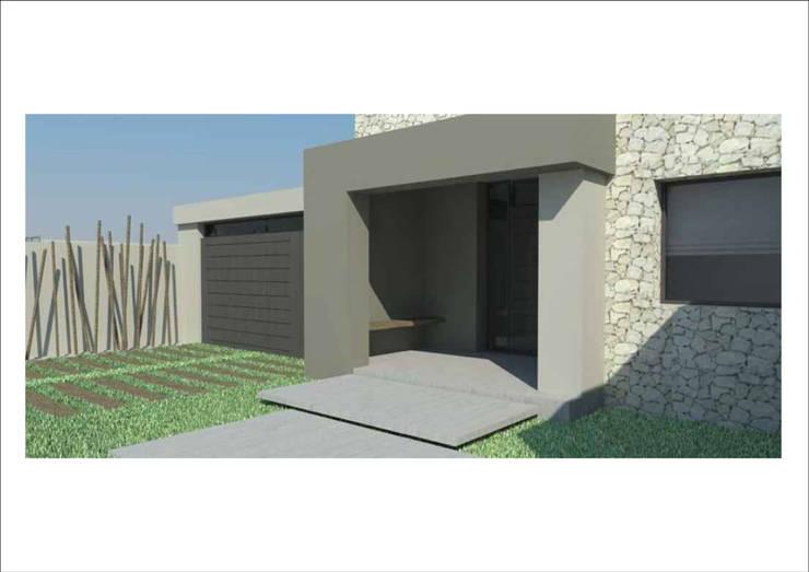 CASA M&R Casas modernas: Ideas, imágenes y decoración de Ronda Estudio Moderno