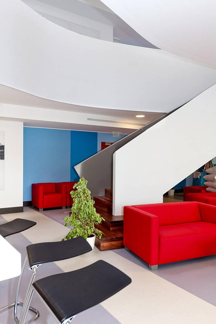 hotel zauberg Moderne Hotels von Atelier Fürtner-Tonn Modern