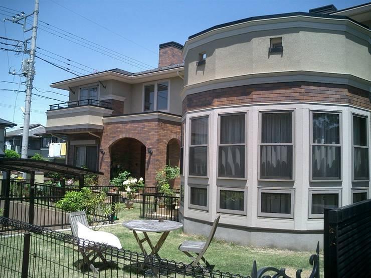 OGW邸: 伊澤設計が手掛けた家です。