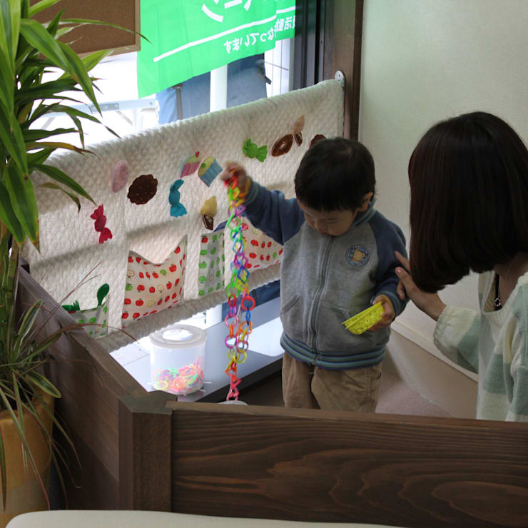 キッズスペース: 一級建築士事務所 街角企画株式会社が手掛けた子供部屋です。