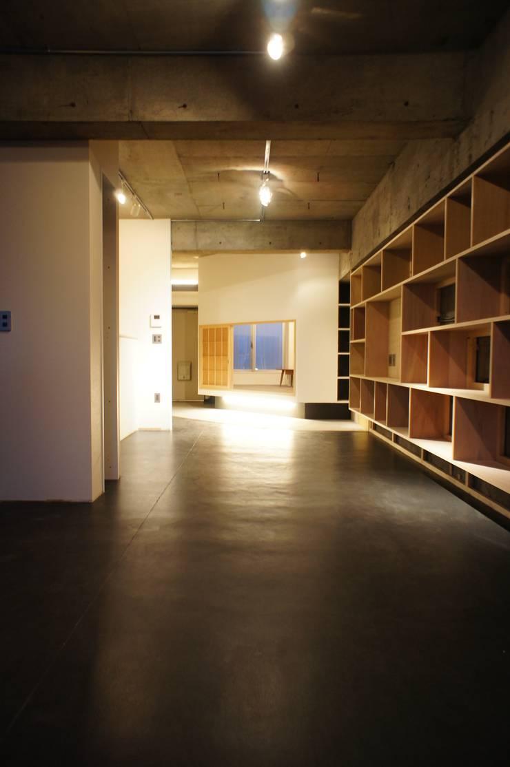 豊洲プロジェクト『駕籠(kago)』: 株式会社しあわせな家が手掛けたです。