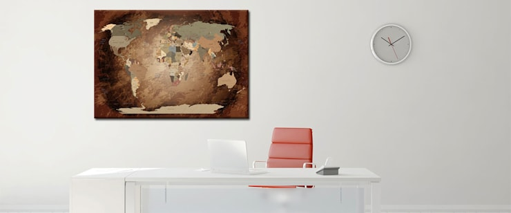 Kreatives Arbeiten:  Wände die lebendig werden:  Wände & Boden von Hagen Petters - Freier Autor und Journalist