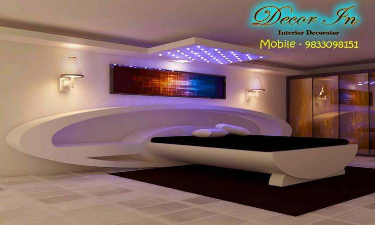 Aero Bed:  Bedroom by Decor In Interior Decorator