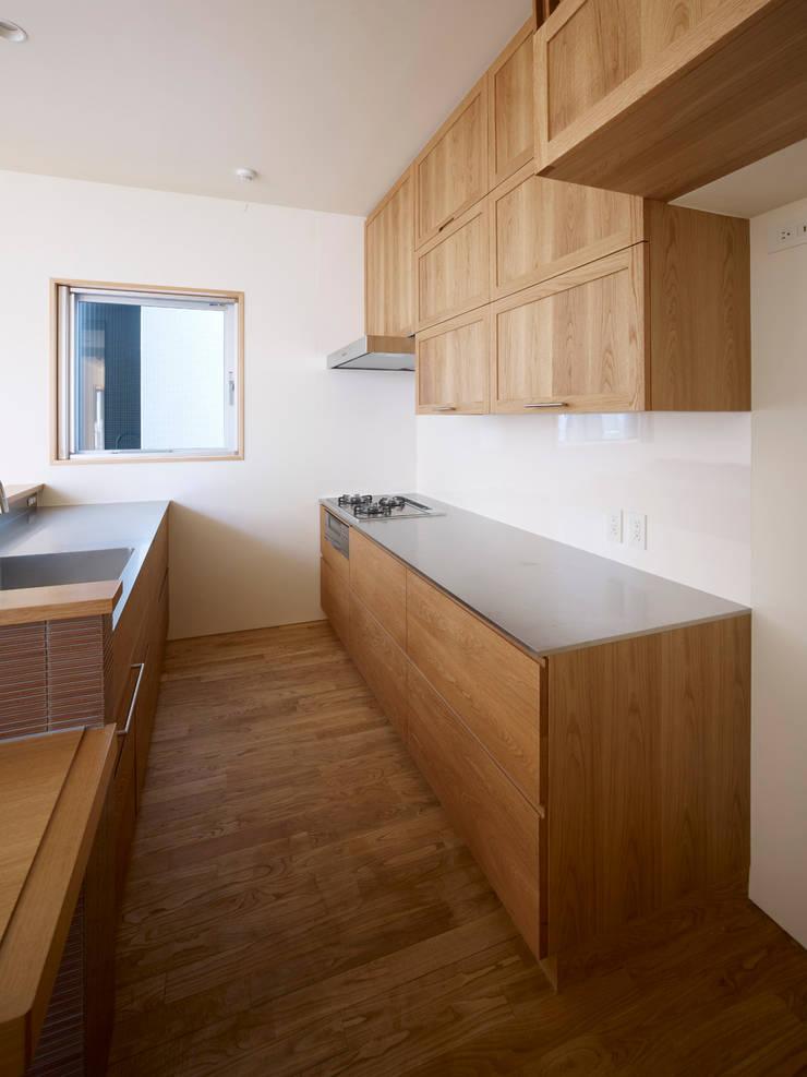 TRM: 小松設計が手掛けたキッチンです。,