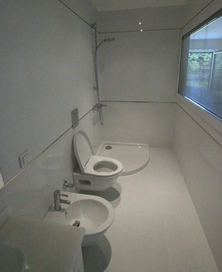 STİLART MOBİLYA DEKORASYON İMALAT.İNŞAAT TAAH. SAN.VE TİC.LTD.ŞTİ. – GC Evi Kilyos:  tarz Banyo, Modern