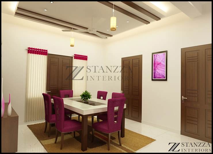 Nizar, Manilala:  Dining room by stanzza