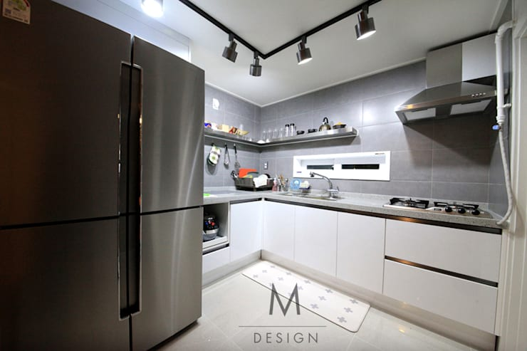 modern Kitchen by homify