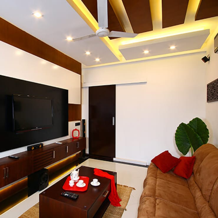 Neji Ismail: modern Living room by stanzza