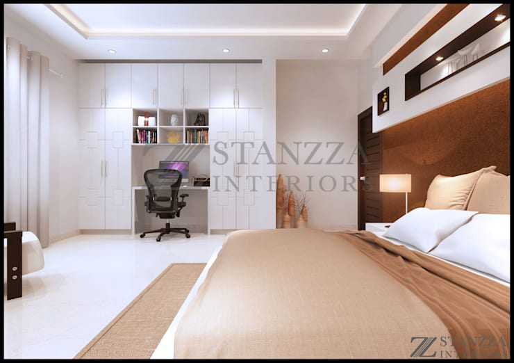 Haris:  Bedroom by stanzza