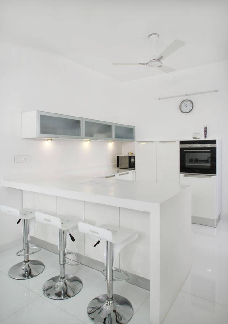 Dr. P.S.John: modern Kitchen by stanzza
