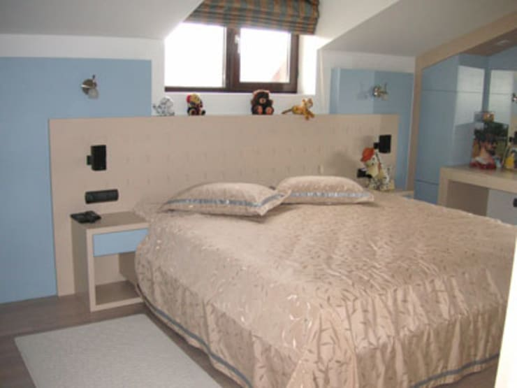 modern Bedroom by STİLART MOBİLYA DEKORASYON İMALAT.İNŞAAT TAAH. SAN.VE TİC.LTD.ŞTİ.