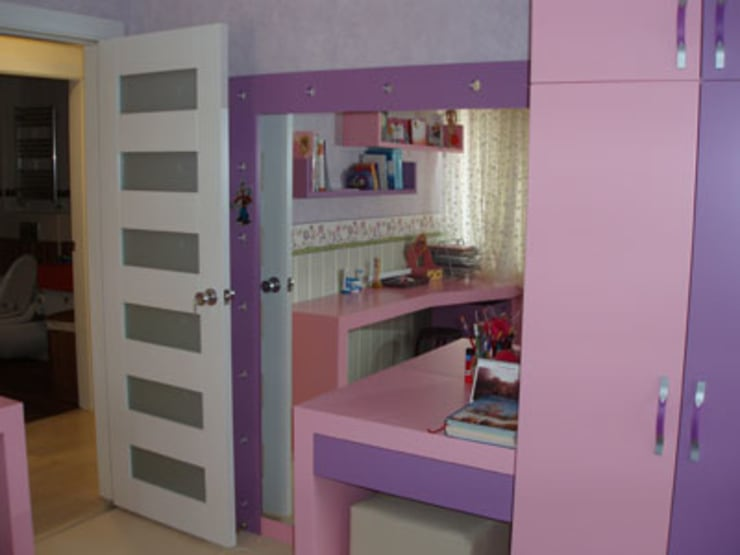 Nursery/kid's room by STİLART MOBİLYA DEKORASYON İMALAT.İNŞAAT TAAH. SAN.VE TİC.LTD.ŞTİ.,