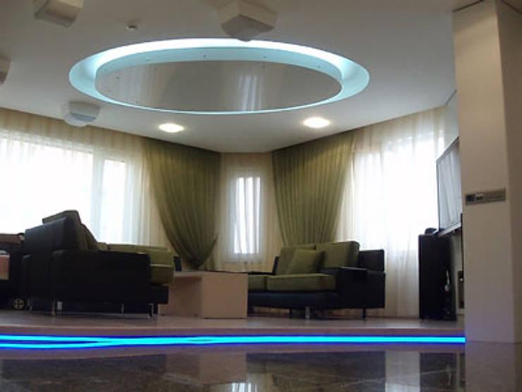 Living room by STİLART MOBİLYA DEKORASYON İMALAT.İNŞAAT TAAH. SAN.VE TİC.LTD.ŞTİ., Modern
