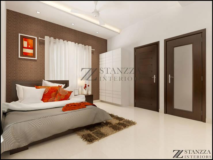 Jubin Raj:  Bedroom by stanzza