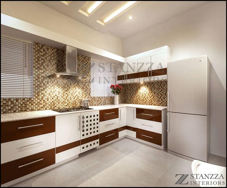 Liju Cherian:  Kitchen by stanzza