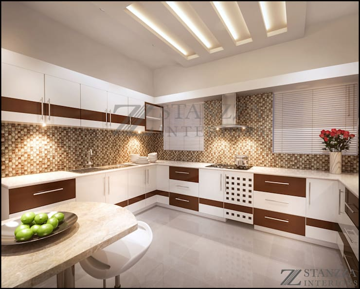 Liju Cherian: modern Kitchen by stanzza