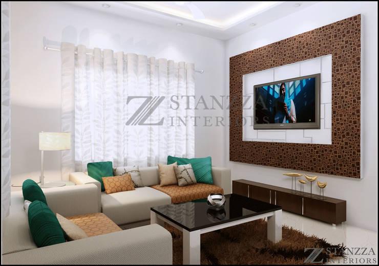 Liju Cherian:  Living room by stanzza