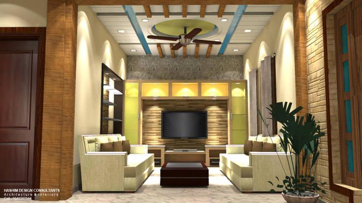 Residence:  Living room by Al Imaraa