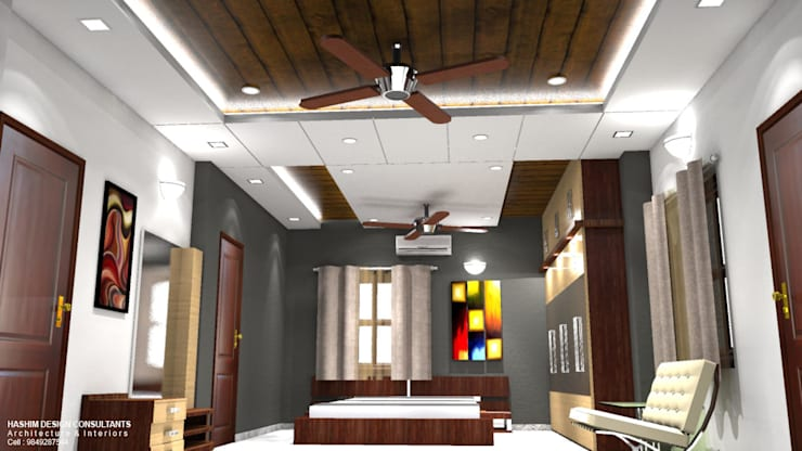 Residence:  Bedroom by Al Imaraa