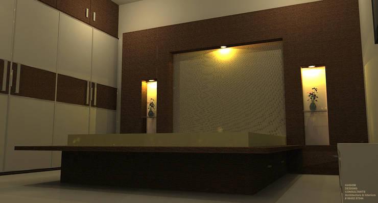Residence: modern Bedroom by Al Imaraa