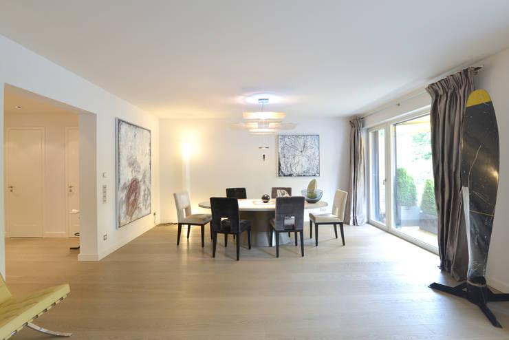 Elegante Designer Wohnung In Munchen Von Lebenstraum Immobilien Gmbh