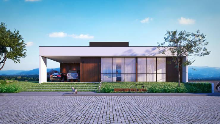 Дома в . Автор – AF Arquitetura