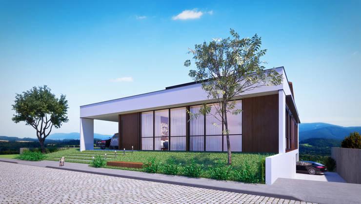 CASA BJ: Casas  por AF Arquitetura