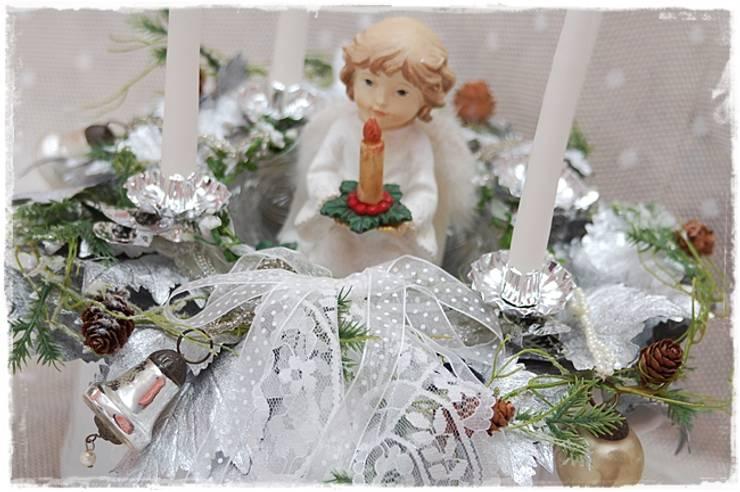 Weihnachtsdeko Shabby Chic.Weihnachtsdeko Von Wohngeschichten Von K Homify