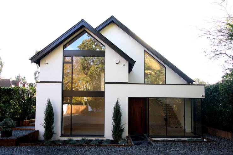 Beechcroft:  Windows  by IQ Glass UK