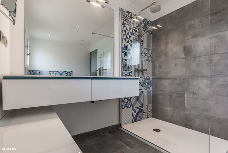Baños de estilo  por Pixcity