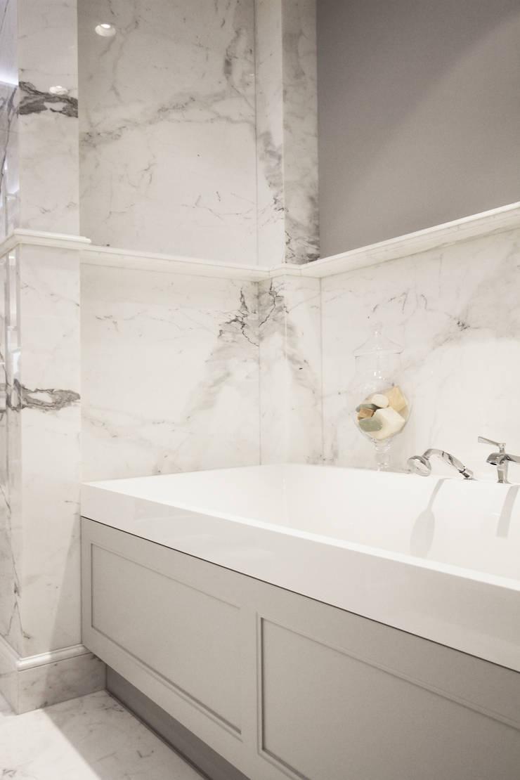 Bathroom by Katarzyna Kraszewska Architektura Wnętrz, Classic