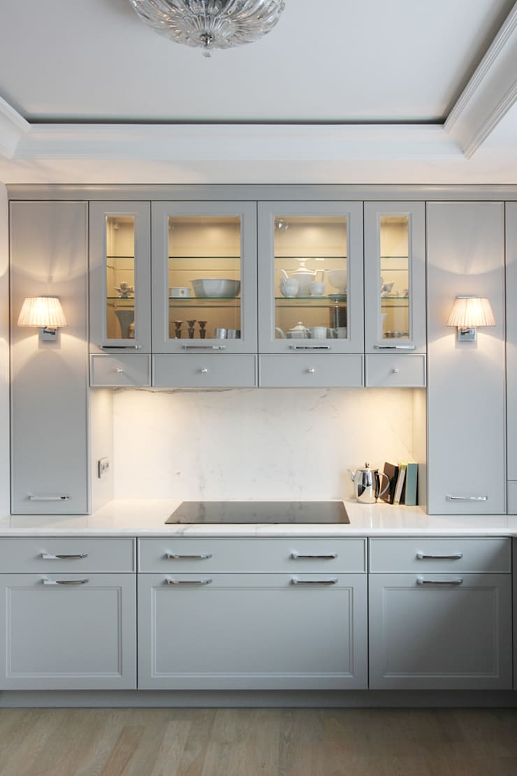 Kitchen by Katarzyna Kraszewska Architektura Wnętrz, Classic
