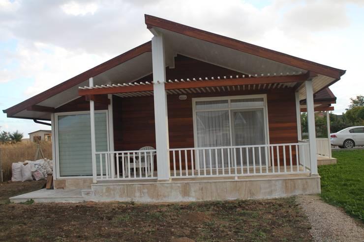 country Houses by Kuloğlu Orman Ürünleri
