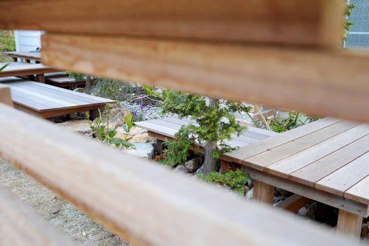 段・段・団らんな庭 - 写真10: 平山庭店が手掛けた庭です。
