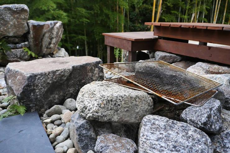 アッタ幡豆の空間 - 写真10: 平山庭店が手掛けた庭です。,