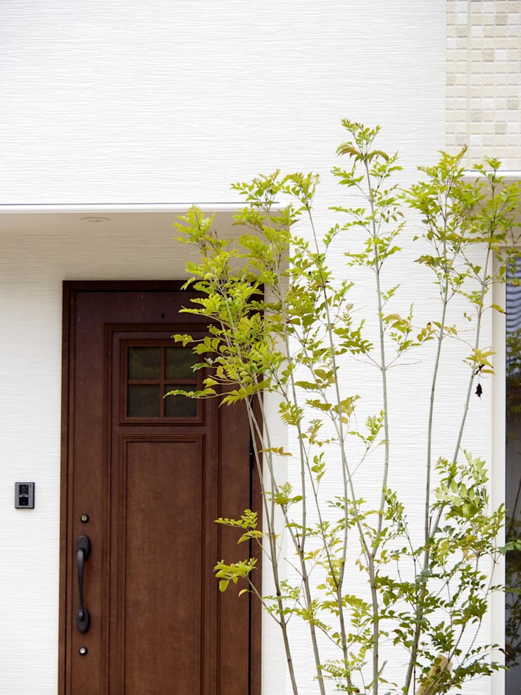『 アーチで彩どるすまい 』:  Live Sumai - アズ・コンストラクション -が手掛けた家です。,モダン