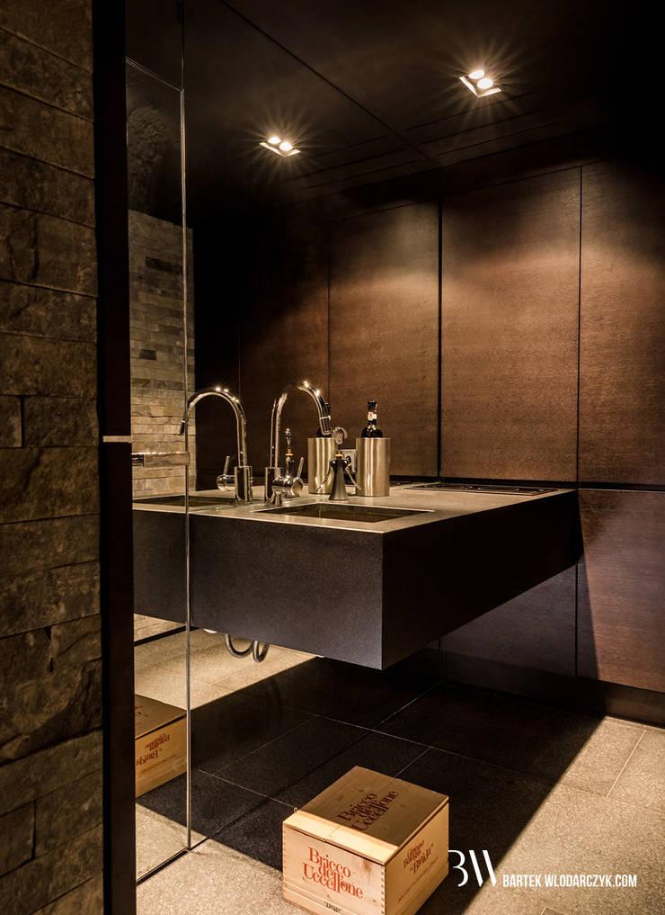 Kuchnia: styl , w kategorii Kuchnia zaprojektowany przez Bartek Włodarczyk Architekt
