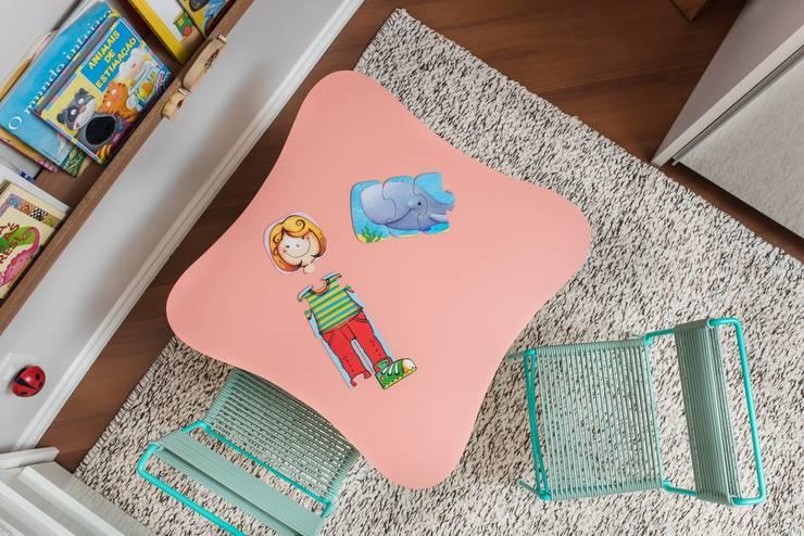 Детские комнаты в . Автор – Alma em Design, Эклектичный