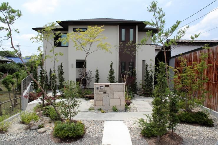 こんなクリート - 写真01: 平山庭店が手掛けた庭です。