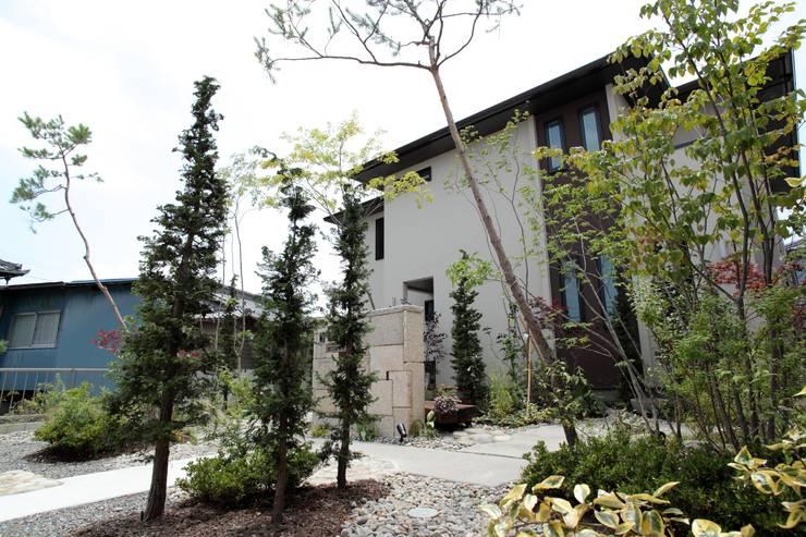 こんなクリート - 写真02: 平山庭店が手掛けた庭です。