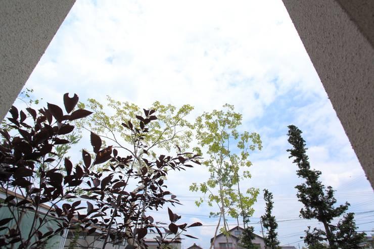 こんなクリート - 写真05: 平山庭店が手掛けた折衷的なです。,オリジナル