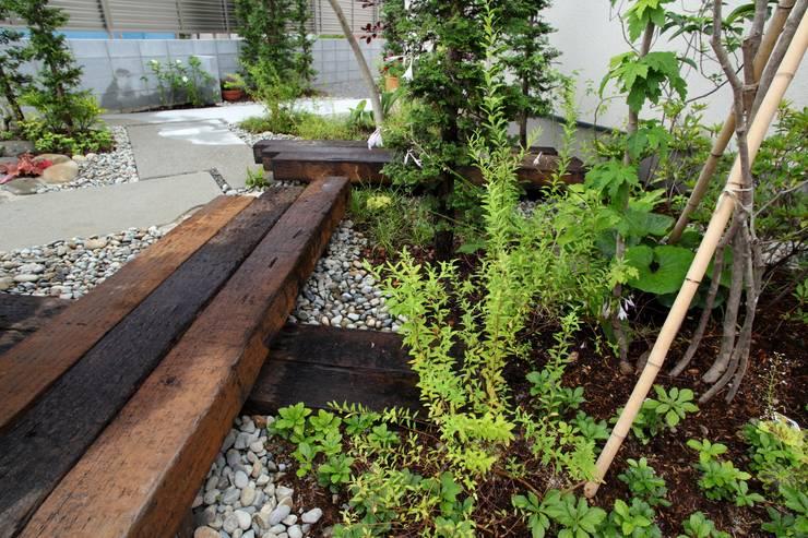 こんなクリート - 写真07: 平山庭店が手掛けた庭です。