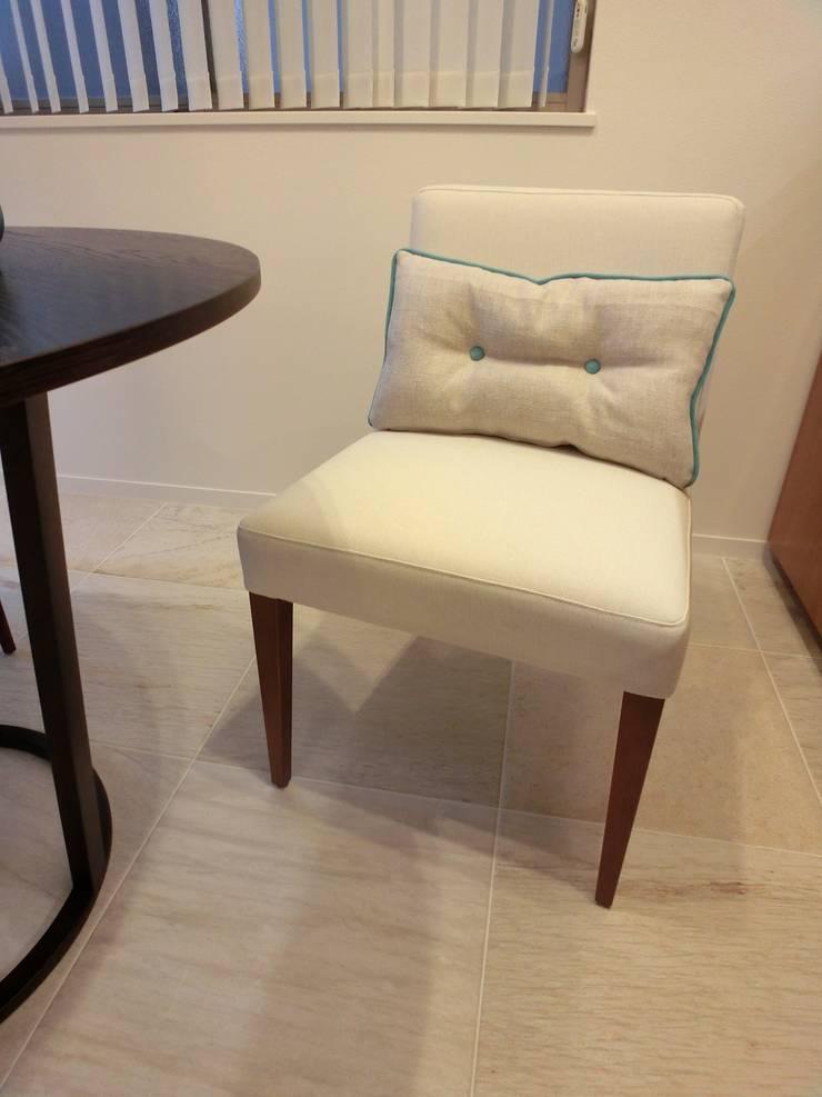 Marilyn chair: (株)工房スタンリーズが手掛けた多目的室です。,