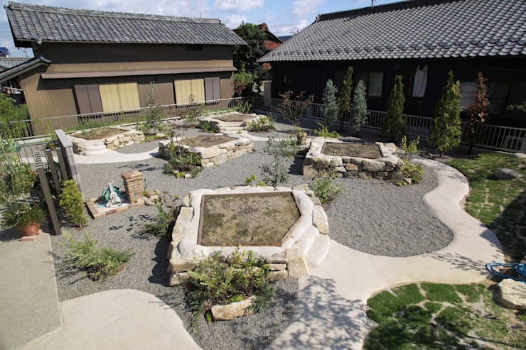 Сад  в . Автор – 平山庭店,