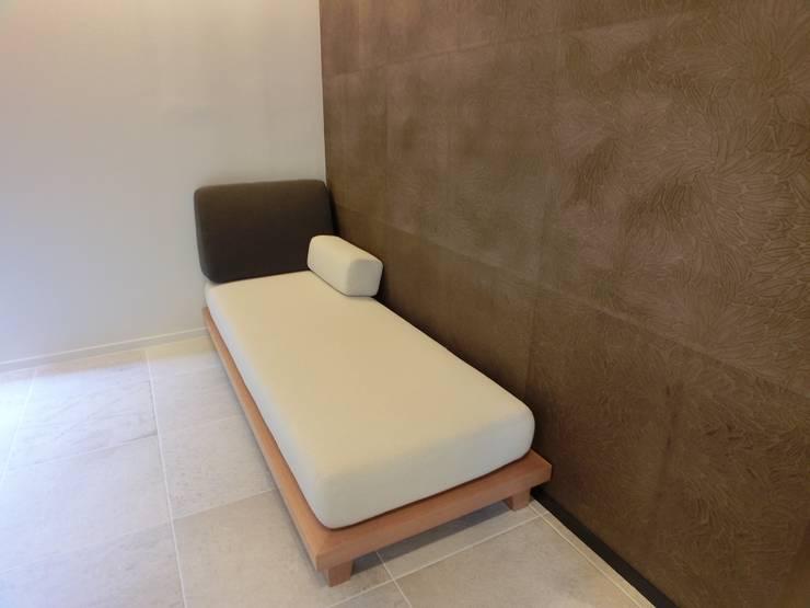Full-ordered Daybed: (株)工房スタンリーズが手掛けた多目的室です。