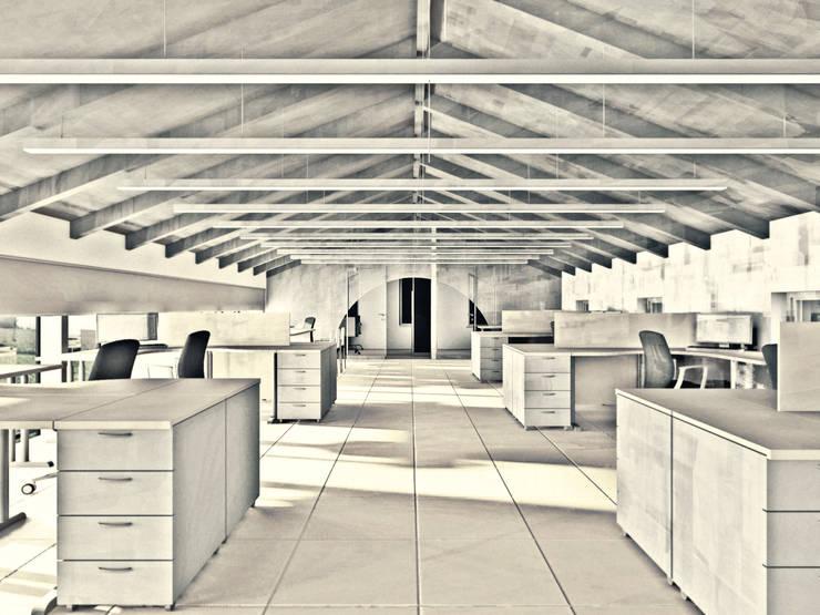 """Проект интерьера для лаборатории завода """"СМИТ"""": Офисные помещения в . Автор – Mebius Group"""