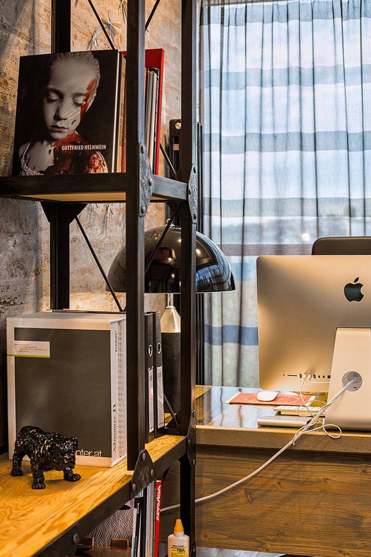 Dinastia Designs office in Sochi: Офисные помещения в . Автор – Dinastia Designs