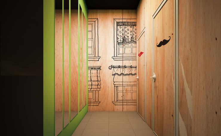 Бары и клубы в . Автор – ZIKZAK architects